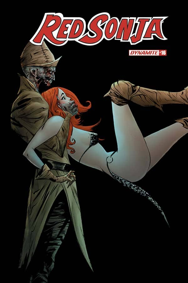 Red Sonja (Vol. 5) #16 - Cover A