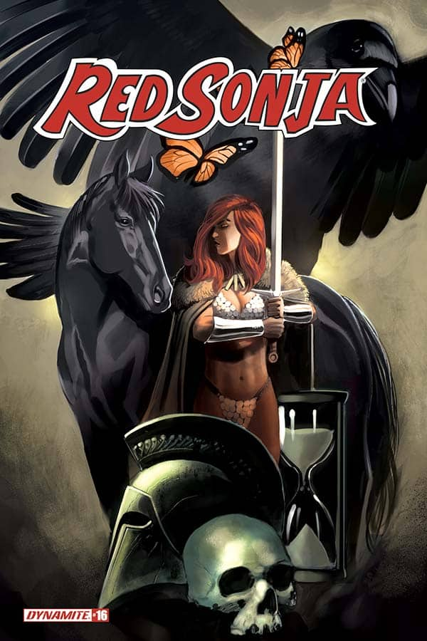 Red Sonja (Vol. 5) #16 - Cover C