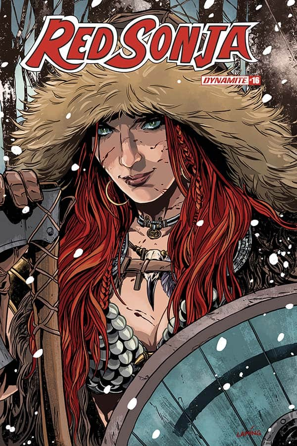 Red Sonja (Vol. 5) #16 - Cover D