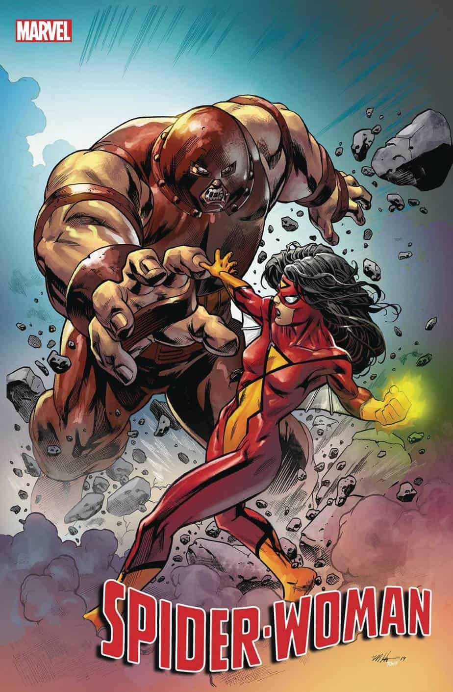 SPIDER-WOMAN #2 - Cover B