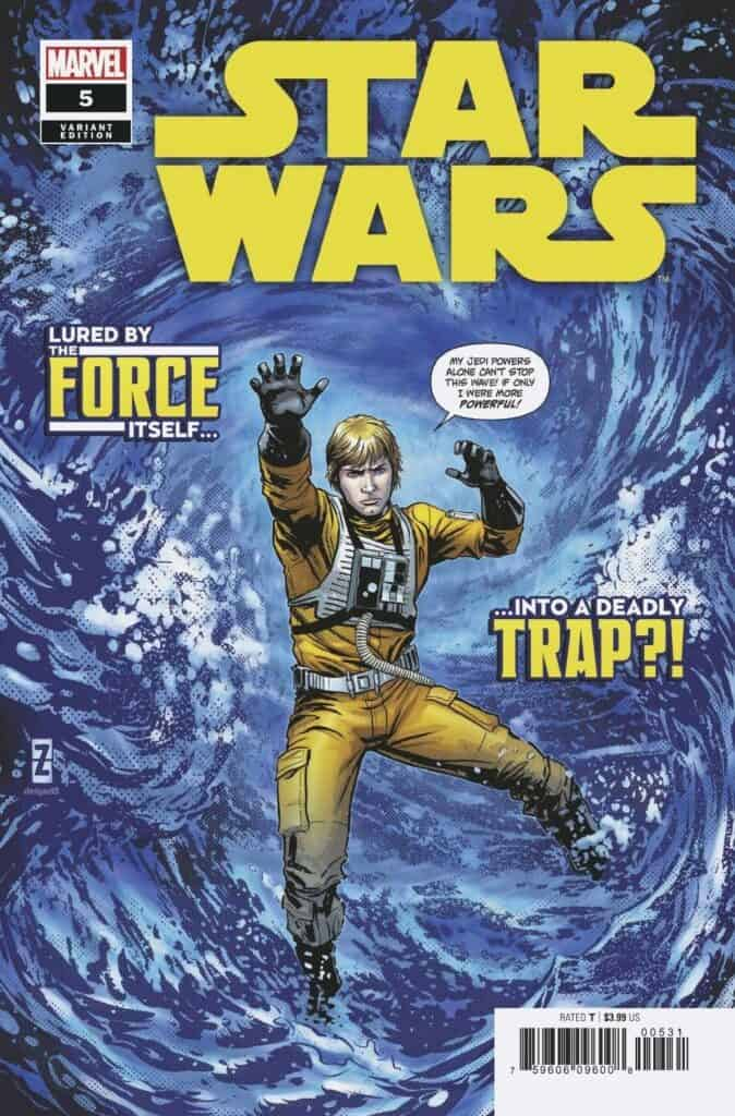 STAR WARS #5 - Cover C