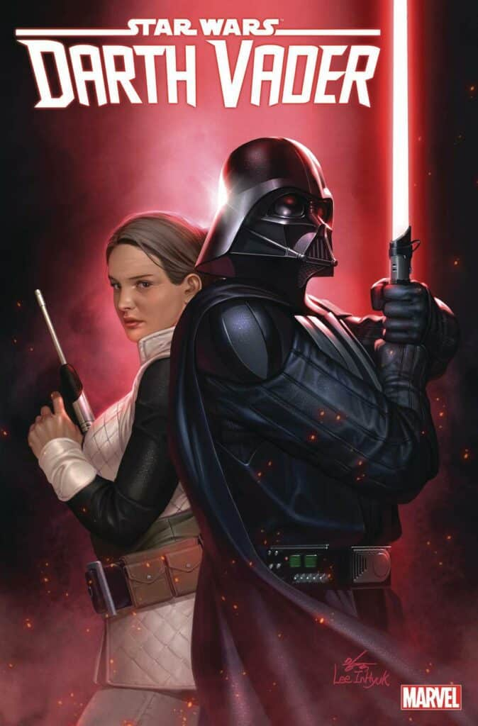 STAR WARS: Darth Vader #3 - Cover A