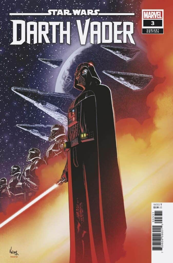 STAR WARS: Darth Vader #3 - Cover B