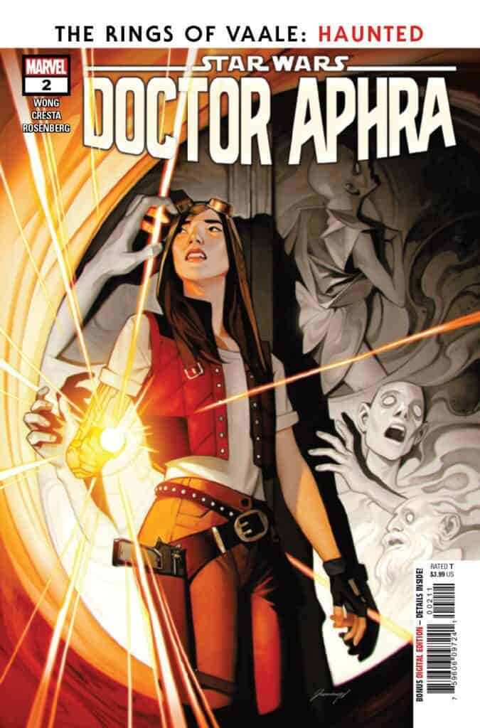 STAR WARS: Doctor Aphra #2 - Cover A