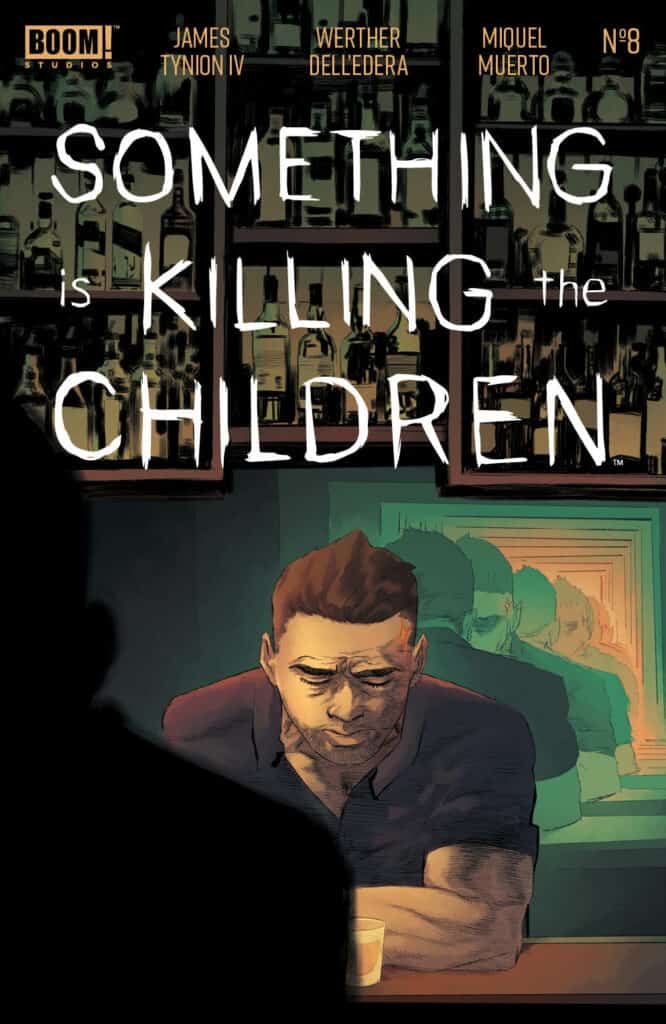 SOMETHING IS KILLING THE CHILDREN #8 - Main Cover