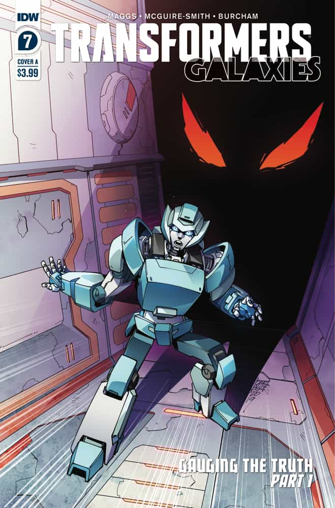 TRANSFORMERS: Galaxies #7 - Cover A