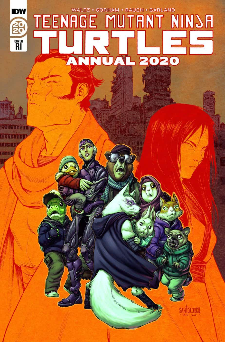 TMNT ANNUAL 2020 - Retailer Incentive Cover