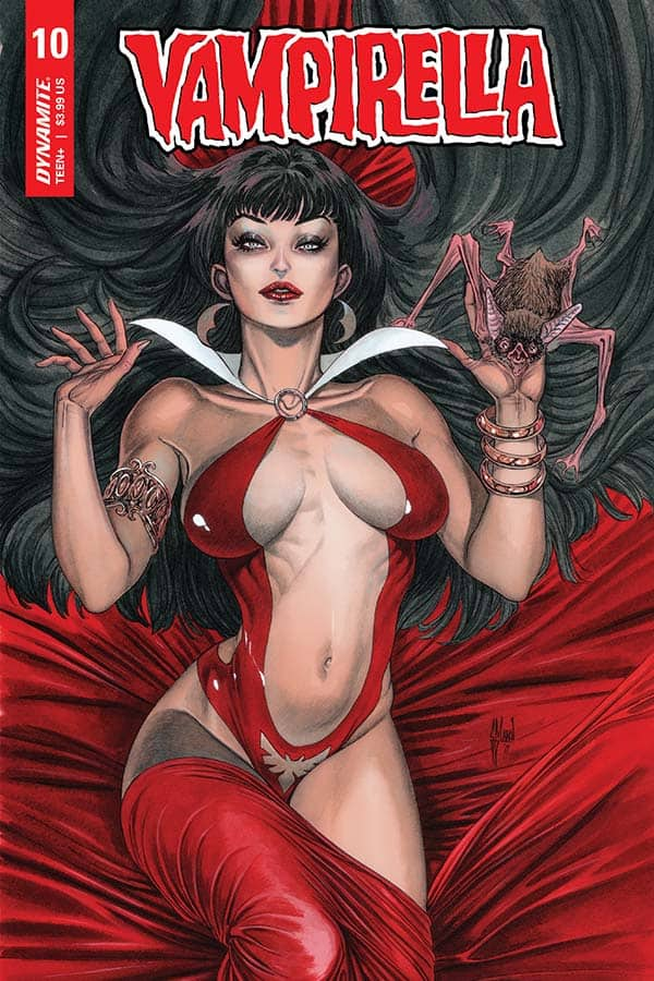 Vampirella (Vol.5) #9 - Cover B