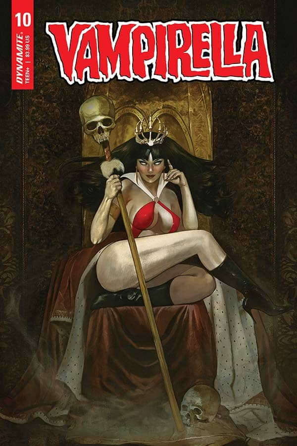 Vampirella (Vol.5) #9 - Cover C