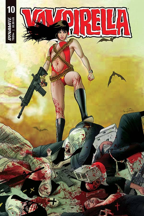Vampirella (Vol.5) #9 - Cover D