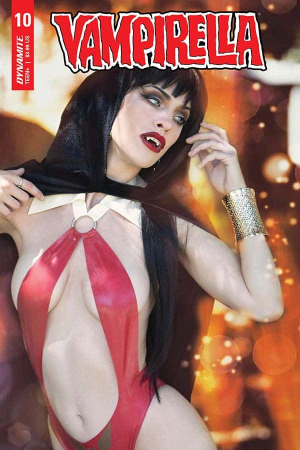 Vampirella (Vol.5) #9 - Cover E