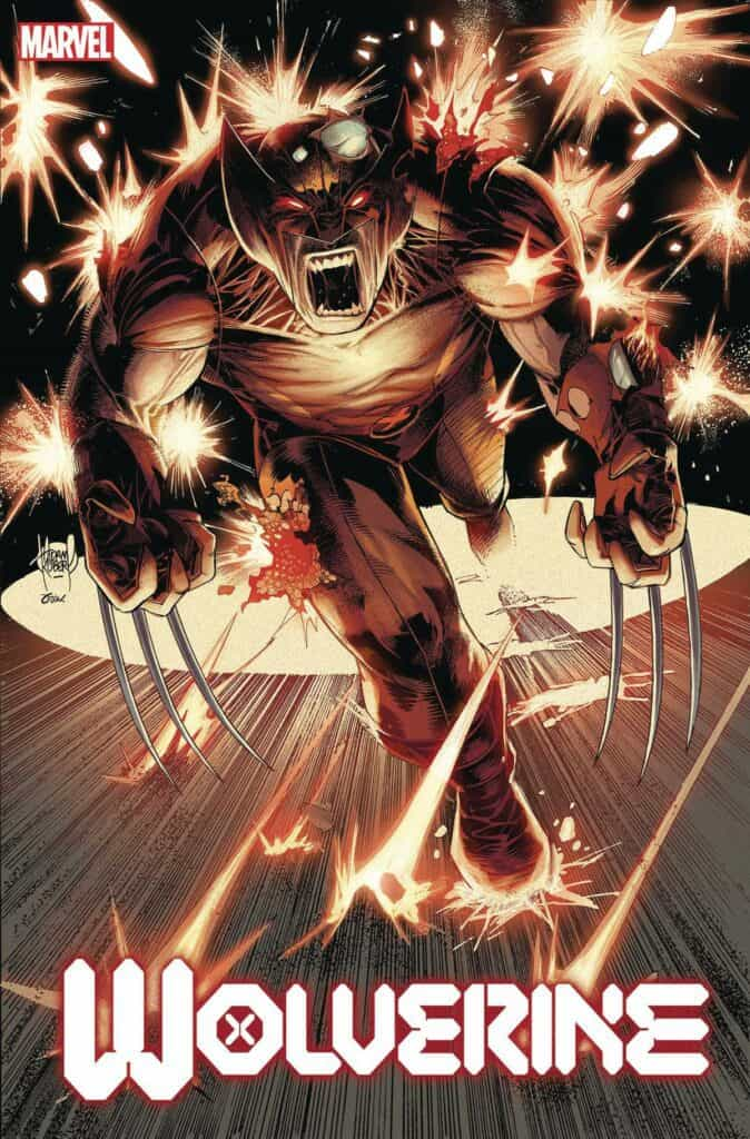 WOLVERINE #3 - Cover A