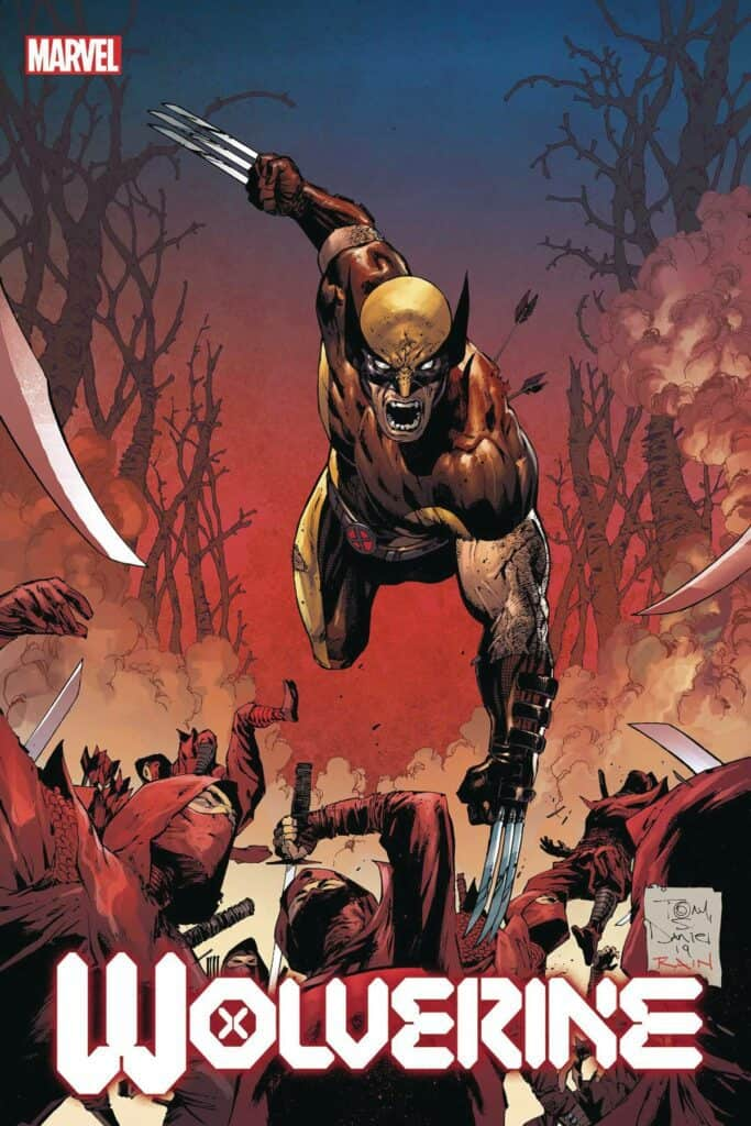 WOLVERINE #3 - Cover B