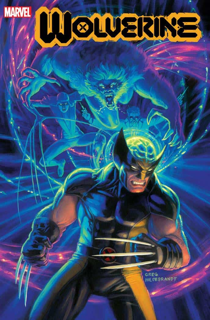 WOLVERINE #3 - Cover C