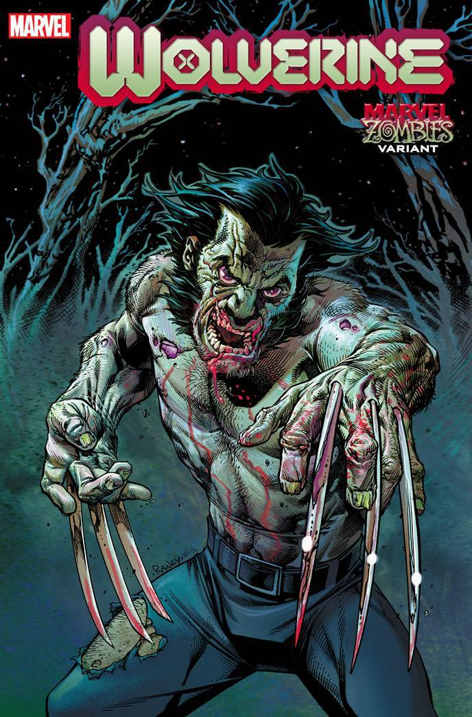 WOLVERINE #3 - Cover D