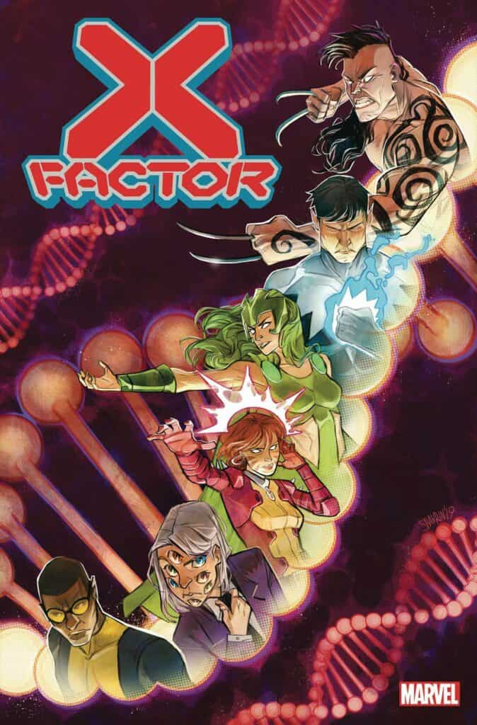 X-FACTOR #1 - Cover A