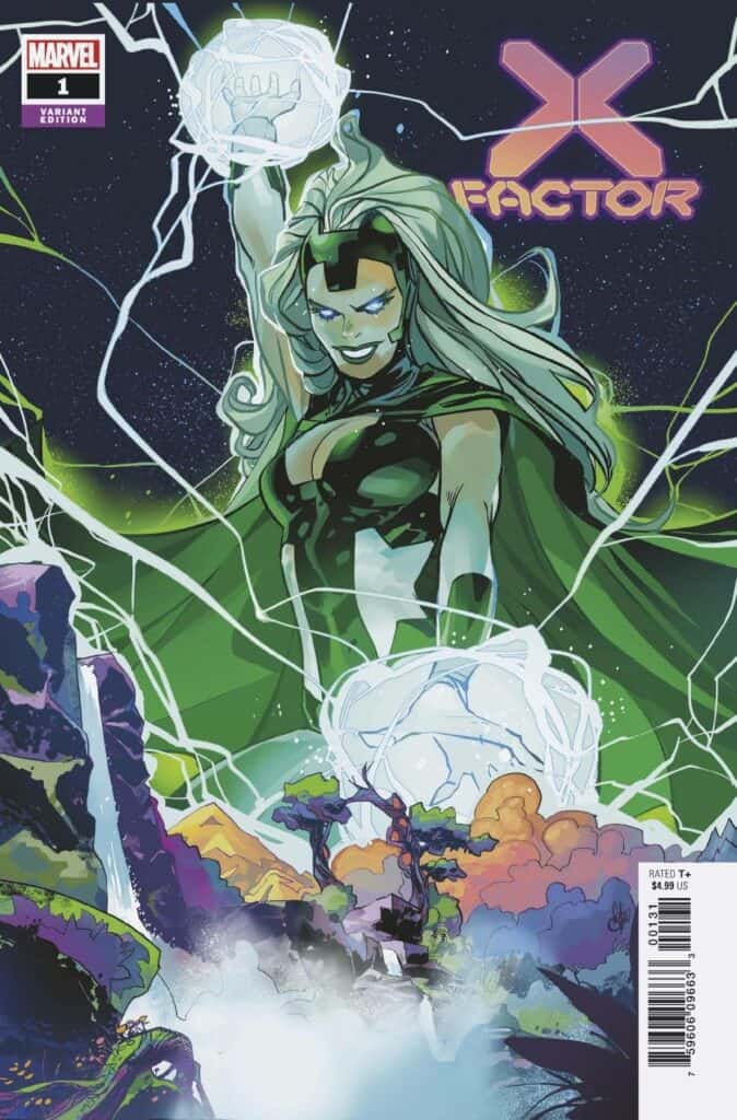 X-FACTOR #1 - Cover B