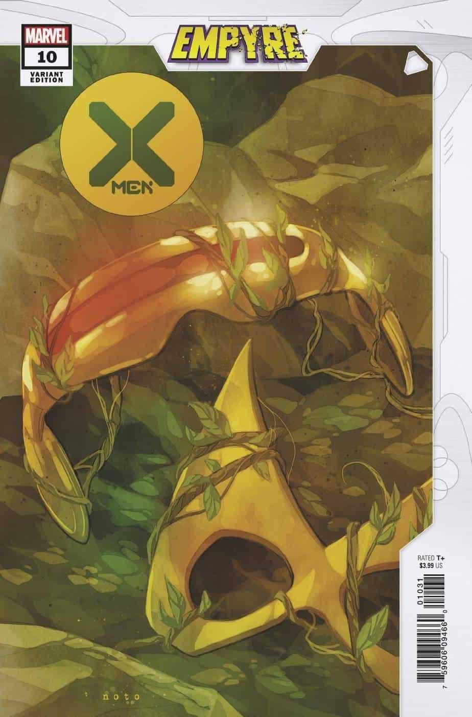 X-MEN #10 - Cover C