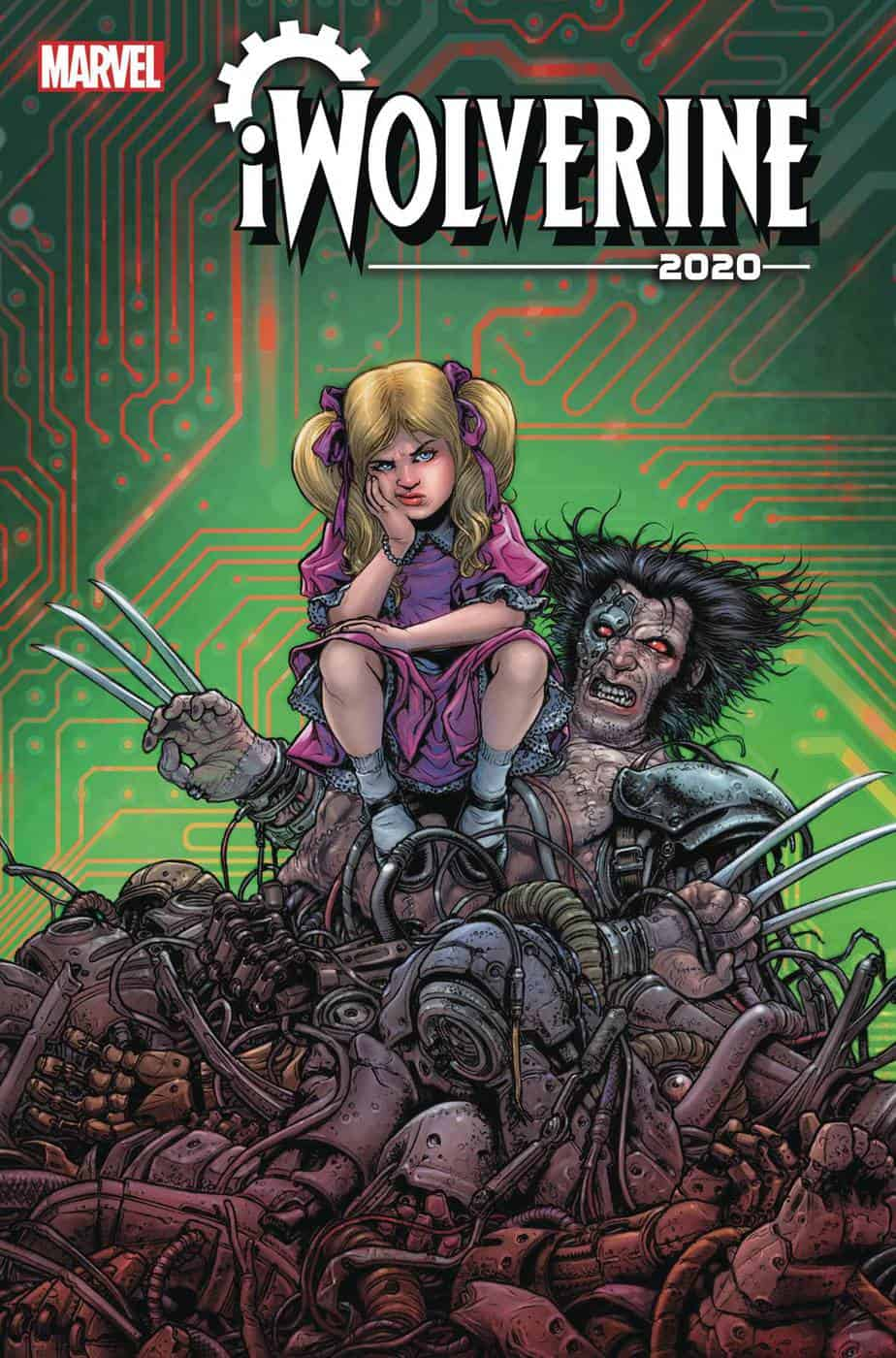 2020 iWOLVERINE #2 - Cover A