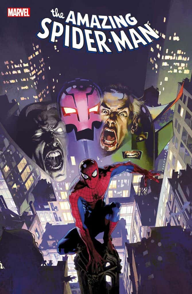AMAZING SPIDER-MAN #46 - Cover A