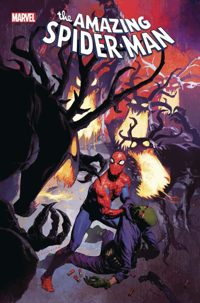 AMAZING SPIDER-MAN #47 - Cover A