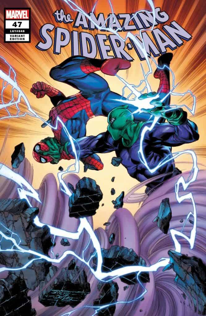 AMAZING SPIDER-MAN #47 - Cover B