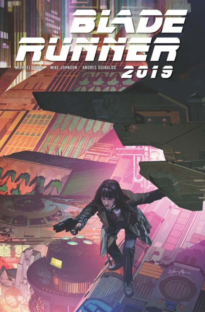 Blade Runner 2019 #9 - Cover A