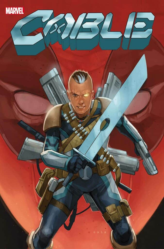 CABLE #3 - Cover A