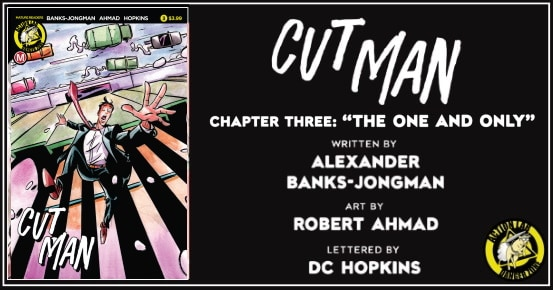 CUT-MAN #3 preview feature