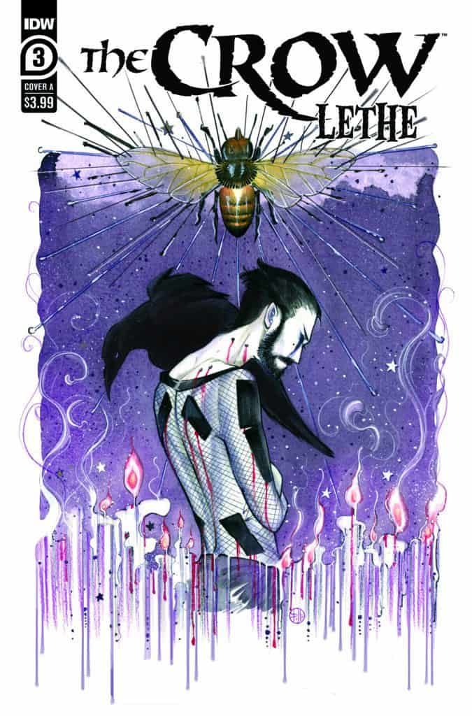 THE CROW: Lethe #3 - Cover A