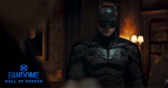 DC FanDome trailers and teasers feature