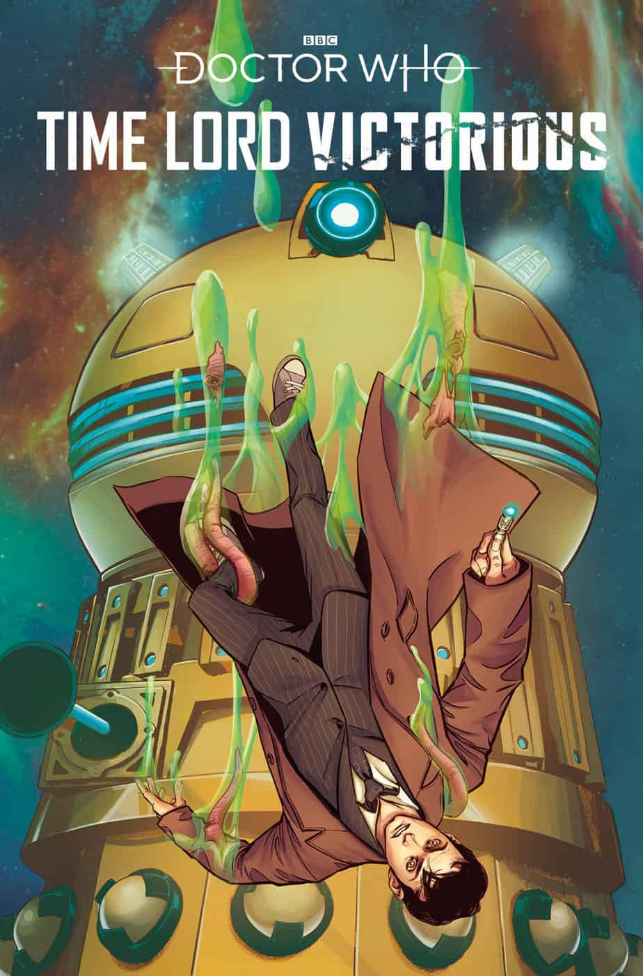 Doctor Who: Time Lord Victorious #1 - Cover B