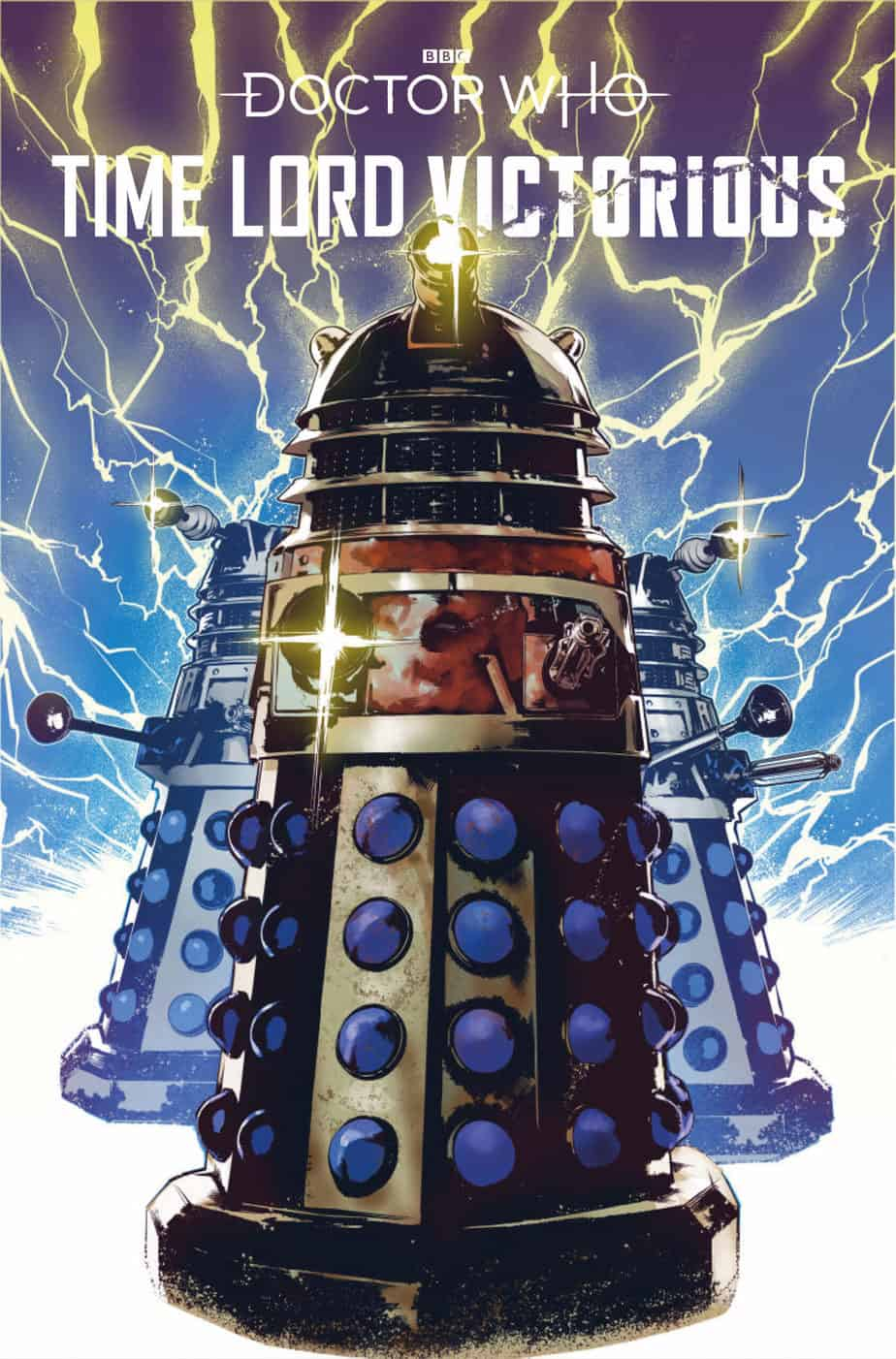 Doctor Who: Time Lord Victorious #1 - Cover D