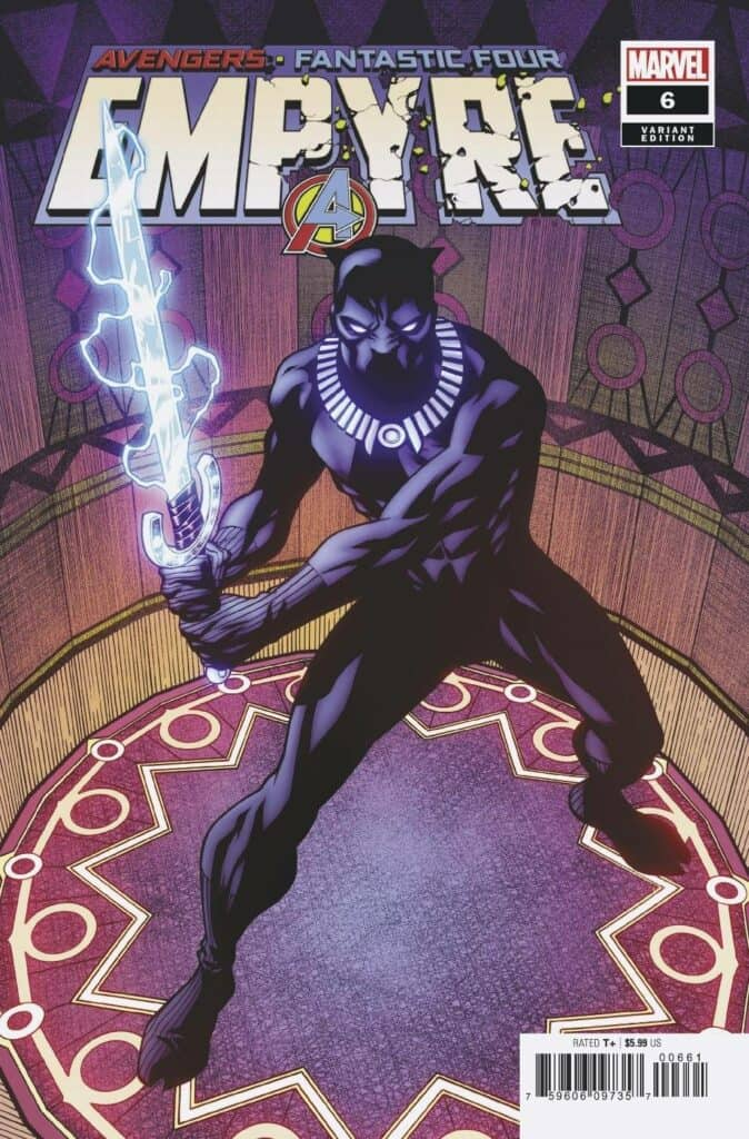 EMPYRE #6 - Cover D