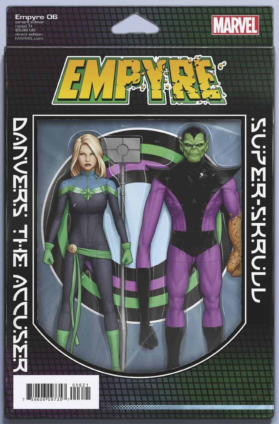 EMPYRE #6 - Cover G