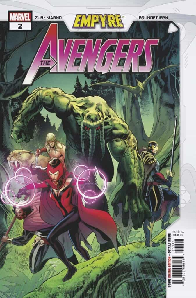 EMPYRE: Avengers #2 - Cover A
