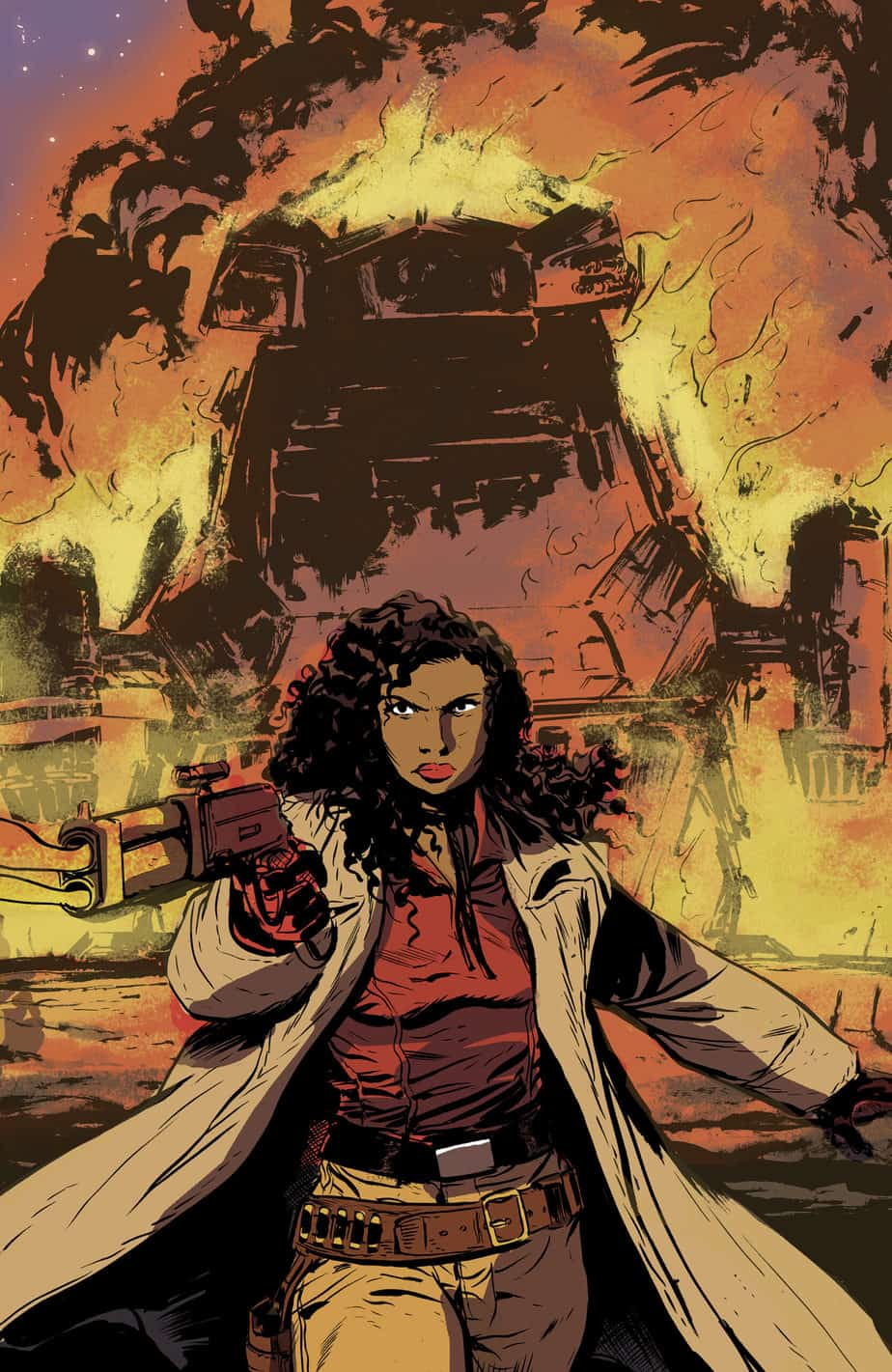 Firefly #19 - Variant Cover