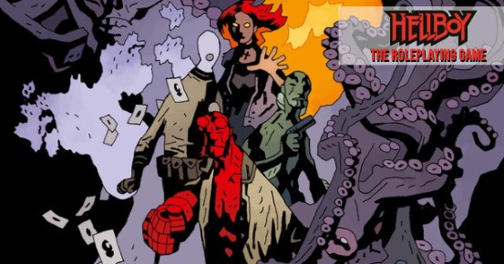 Hellboy RPG feature