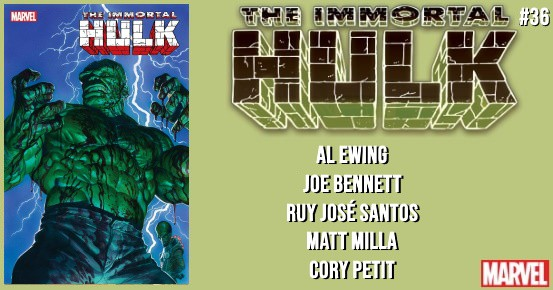 IMMORTAL HULK #36 preview feature