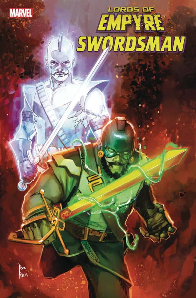 LORDS OF EMPYRE SWORDSMAN #1 - Cover A