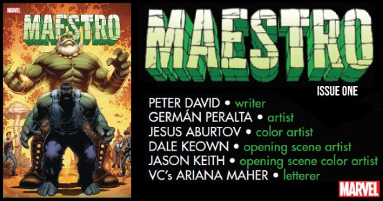 MAESTRO #1 preview feature