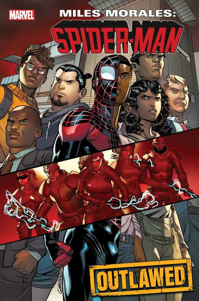 MILES MORALES: SPIDER-MAN #18 - Cover A