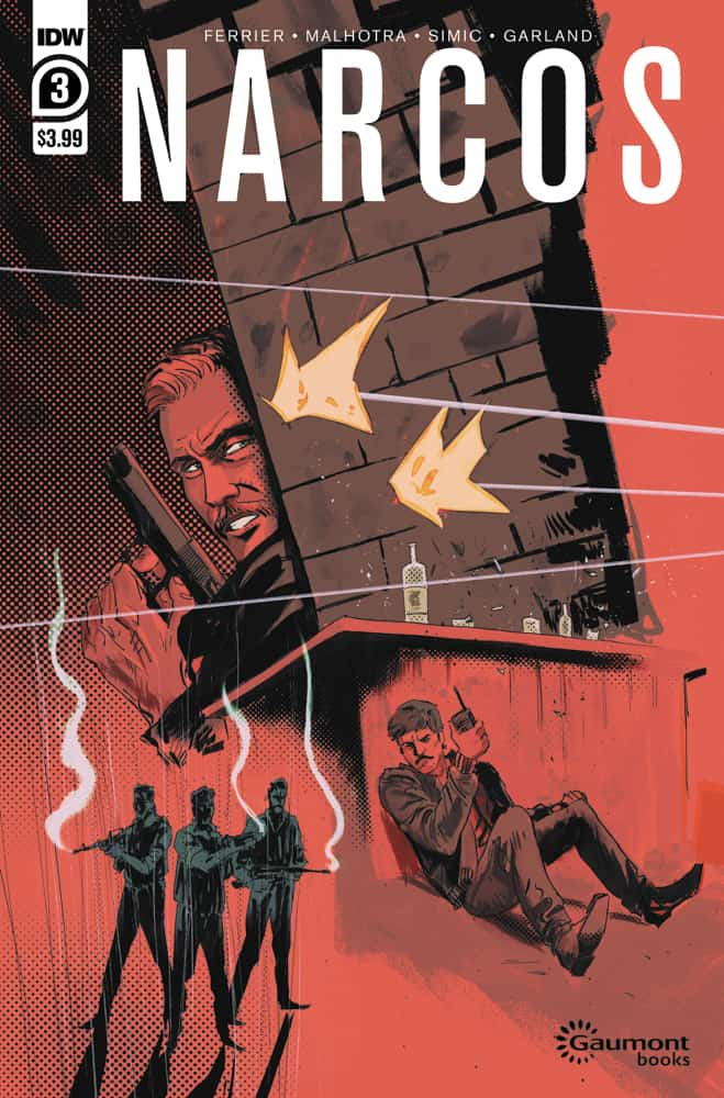 NARCOS #3 - Cover A