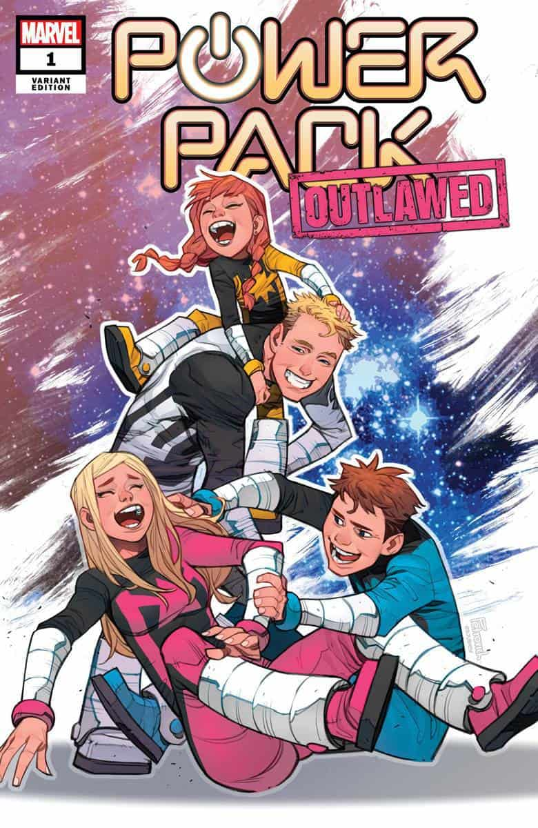 POWER PACK #1 - Cover C