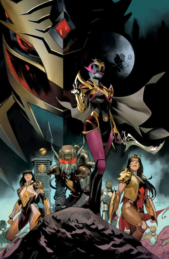 POWER RANGERS: Drakkon - New Dawn #1 - Variant Cover