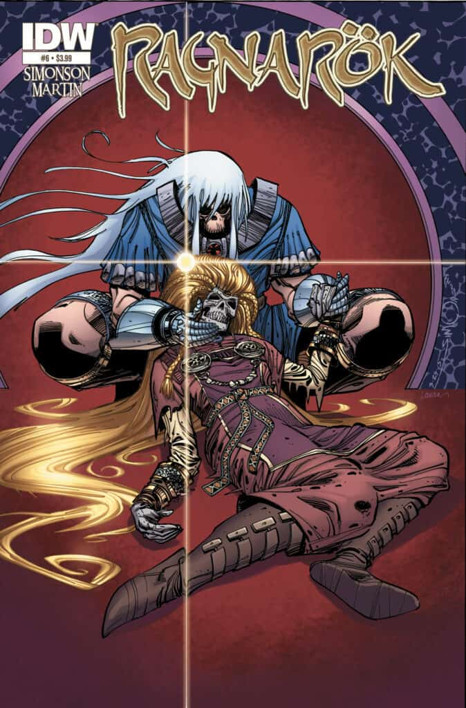 RAGNARÖK: The Breaking of Helheim #6 - Standard Cover