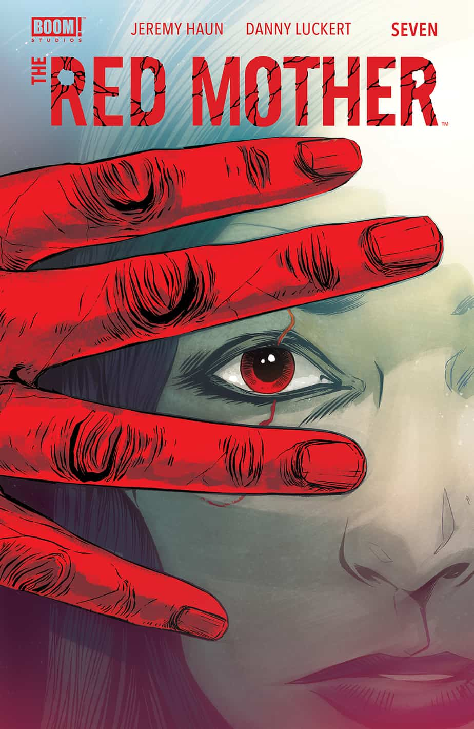 THE RED MOTHER #7 - Main Cover