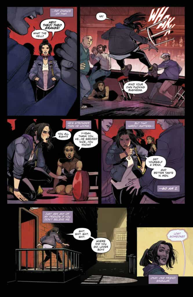 SHADOW SERVICE #1 - preview page 3