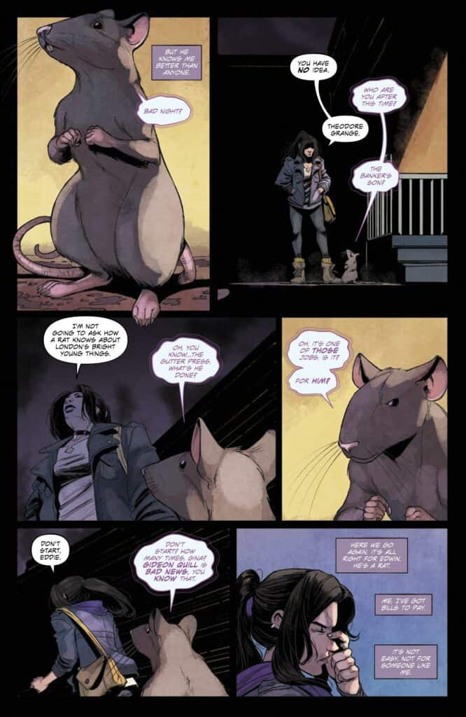 SHADOW SERVICE #1 - preview page 4
