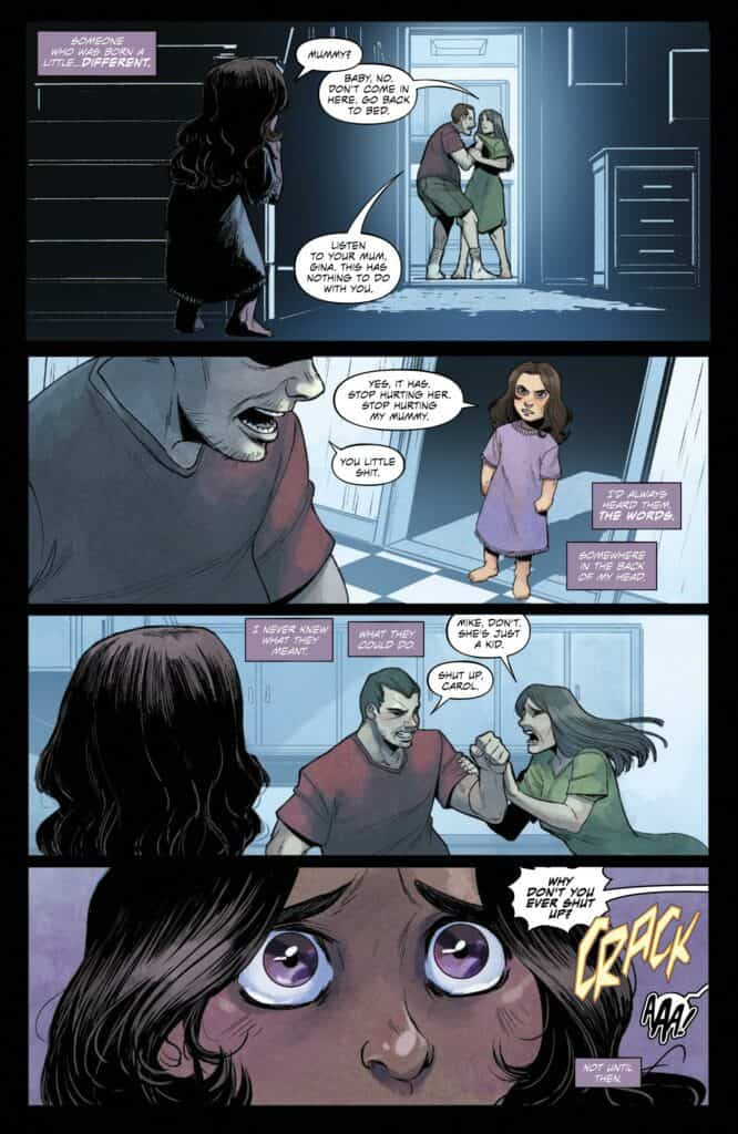 SHADOW SERVICE #1 - preview page 5
